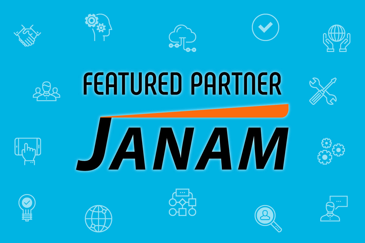 Featured Partner: Janam