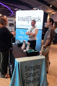 IntelliTrack Team Members Meet With Executive Forum Attendees