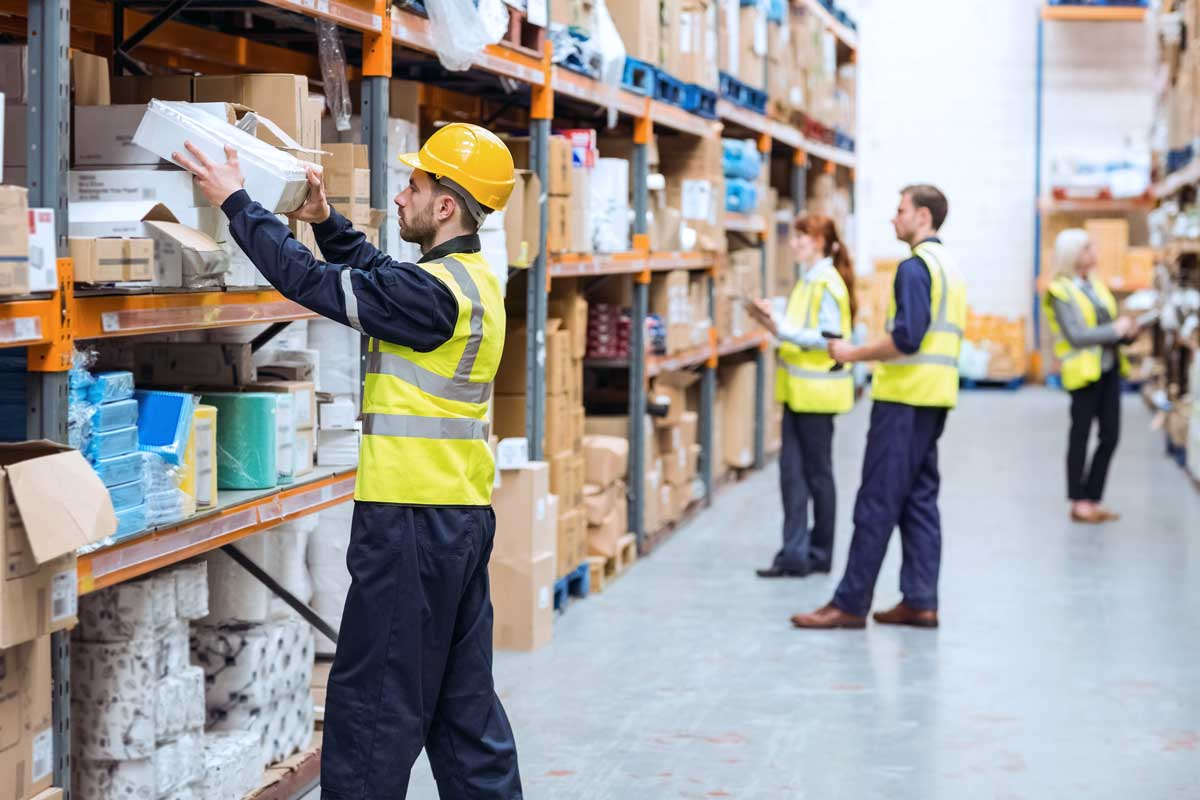 The Secret to Monitoring Warehouse Replenishment