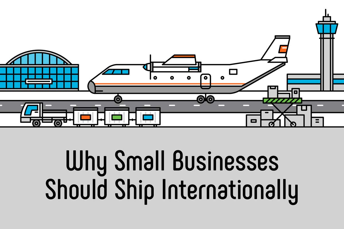 International Shipping and Trade the Next Step for Many Small Businesses